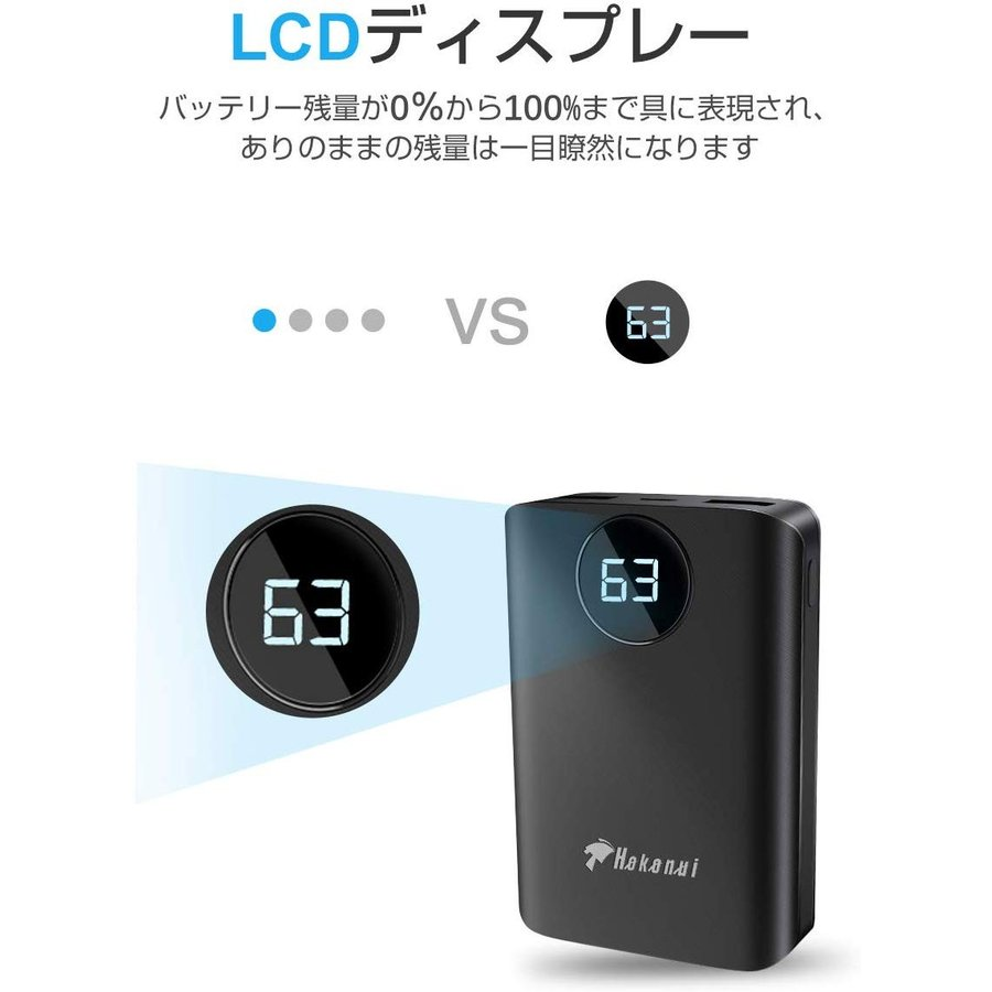 モバイルバッテリー 大容量 超小型 充電器 軽量 10000mAh 大容量 2A急速充電 薄型 2USBポート 2台同時充電 PSE認証済(d28)|elsies|04