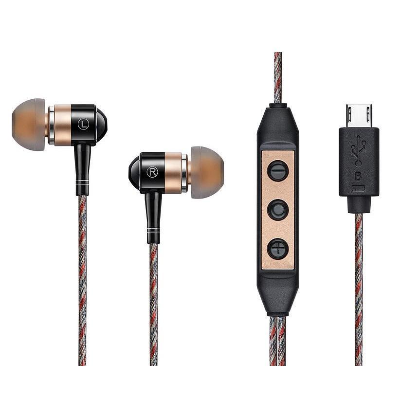 ゾリューZorloo Z:EROIIゴールド(ジ:エロII)デジタルイヤホン|eme-audio-store
