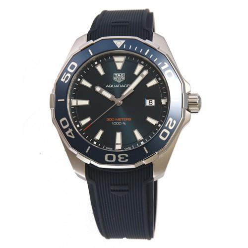 super popular 25694 16a71 タグ・ホイヤー メンズ腕時計 アクアレーサー WAY101C.FT6153 ...