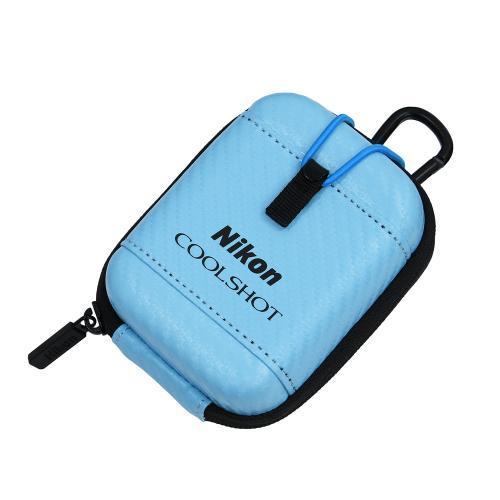 ニコン CS-CS1 BL 大特価 ブルー 新着 COOLSHOT用ケース