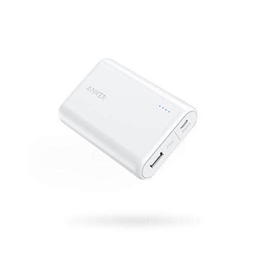 Anker PowerCore 10000 (10000mAh 最小最軽量 大容量 モバイルバッテリー)【PSE認証済/PowerIQ搭載】 iPho|emenet