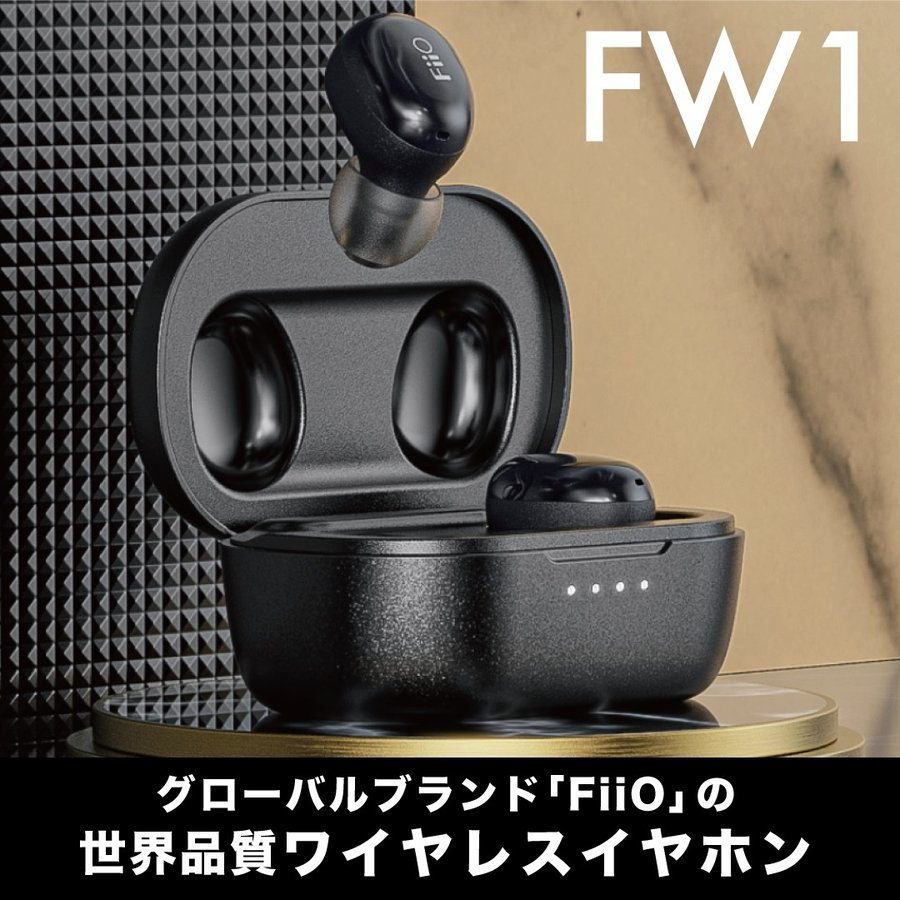 FiiO FW1【10%OFFクーポン配布中】|emilaidirect