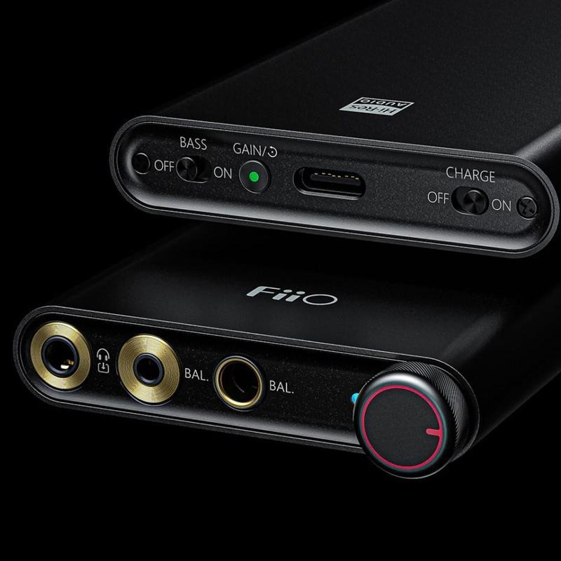 FiiO Q3【10%OFFクーポン配布中】AppleMusicロスレス対応 バランス出力対応 ハイレゾ対応 ポータブルヘッドホンアンプ PHPA USB DAC emilaidirect 06