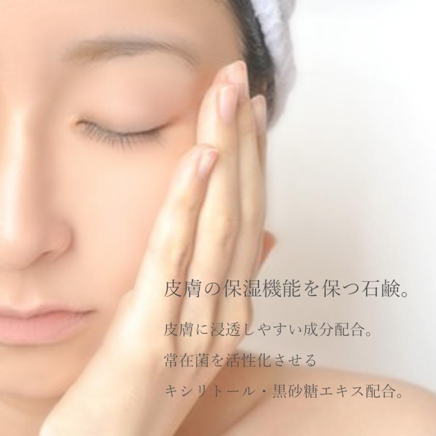 Spinahl スピナール 美容石鹸 90g  日焼け対策 シミ 美白 化粧品 人気 綺麗な肌 健やか うるおい肌 エイジングケア emilysshop 02