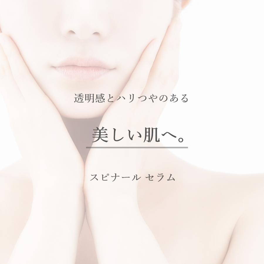 Spinahl スピナール 美容液 30g  日焼け対策 シミ 美白 化粧品 人気 綺麗な肌 健やか 透明感 エイジングケア emilysshop 03
