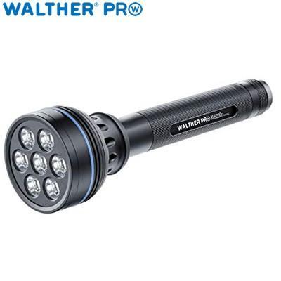 ワルサー フラッシュライト ワルサープロXL8000r WL-37094【60サイズ】