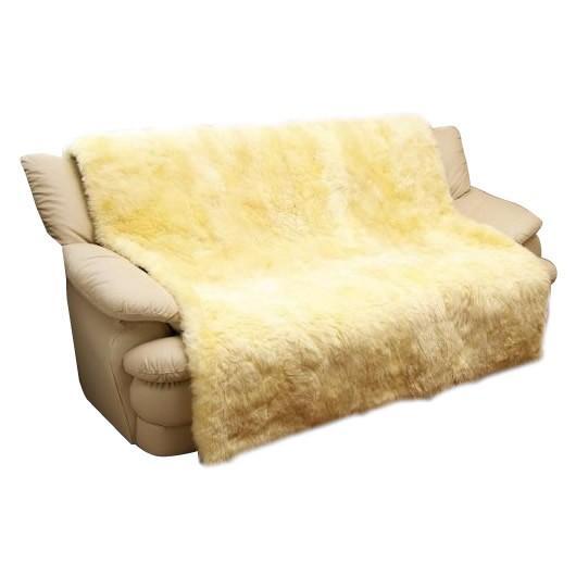 ムートン椅子カバー 160×160cm MG7160同梱不可