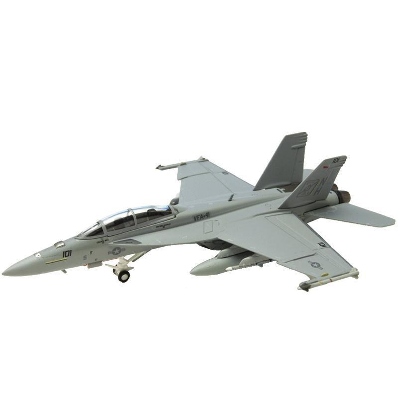 M-SERIES/エム シリーズ F/A-18F アメリカ海軍 NH101 COバード VFA-41 1/200スケール 6177同梱不可