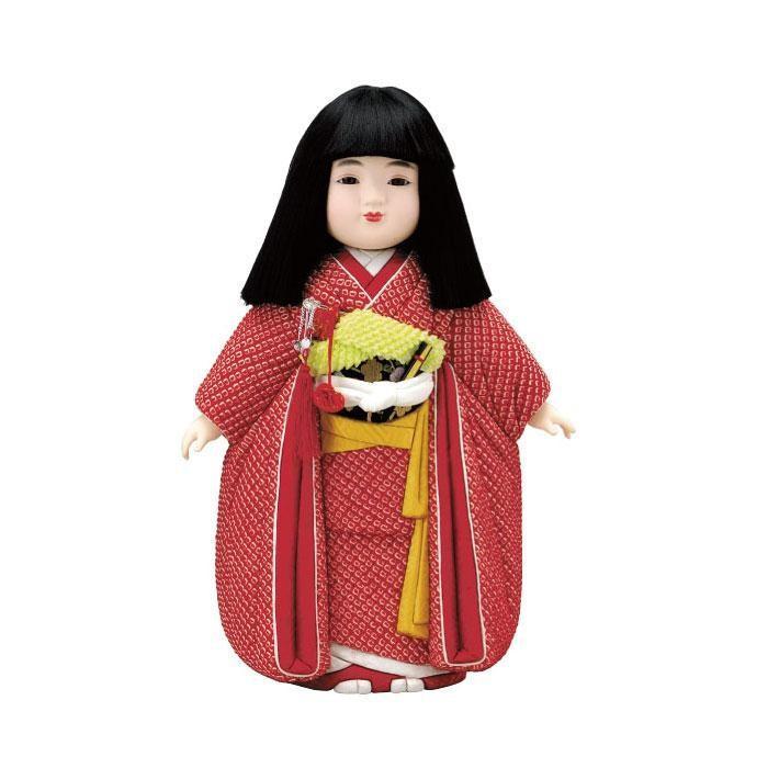 01-284 宝市松(女)(正絹) セット同梱不可