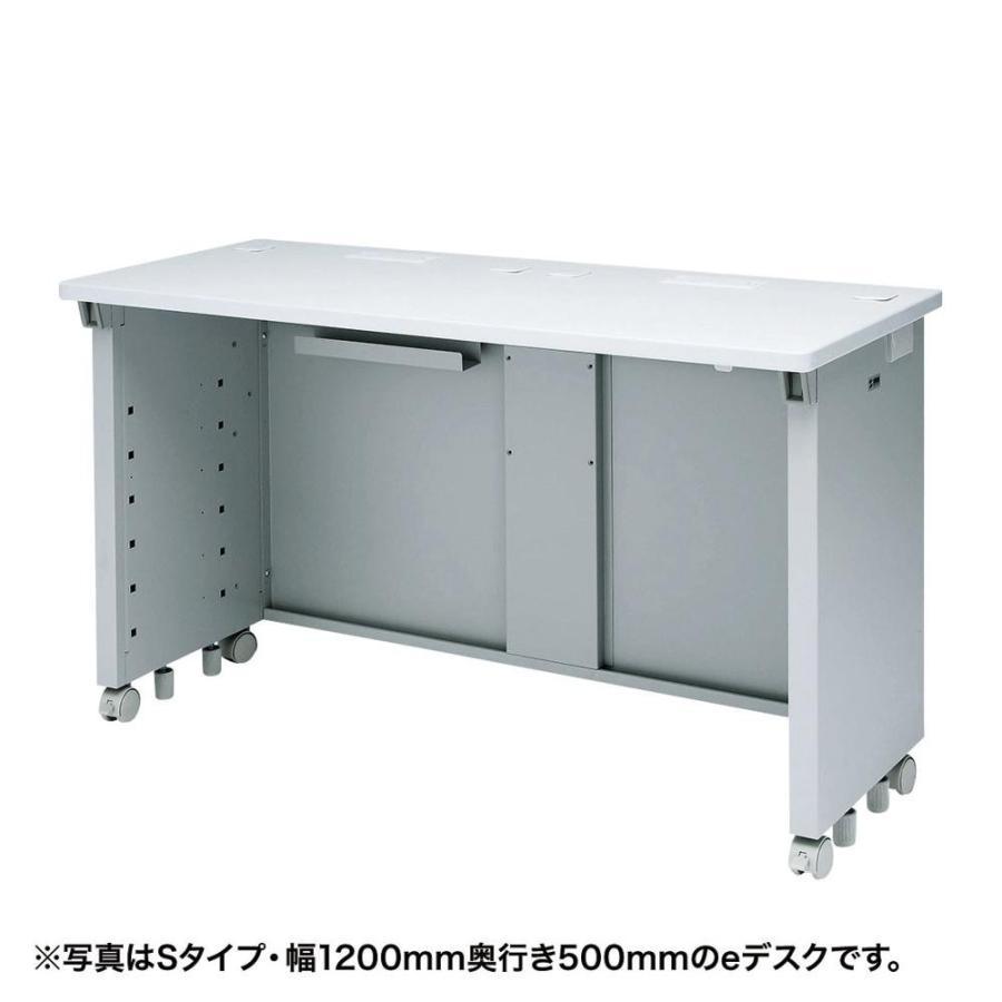 サンワサプライ eデスク(Wタイプ) ED-WK12550N同梱不可 代引き不可