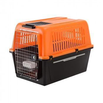 ファープラスト アトラス 50 リフレックス 犬·猫用キャリー オレンジ 73050053同梱不可