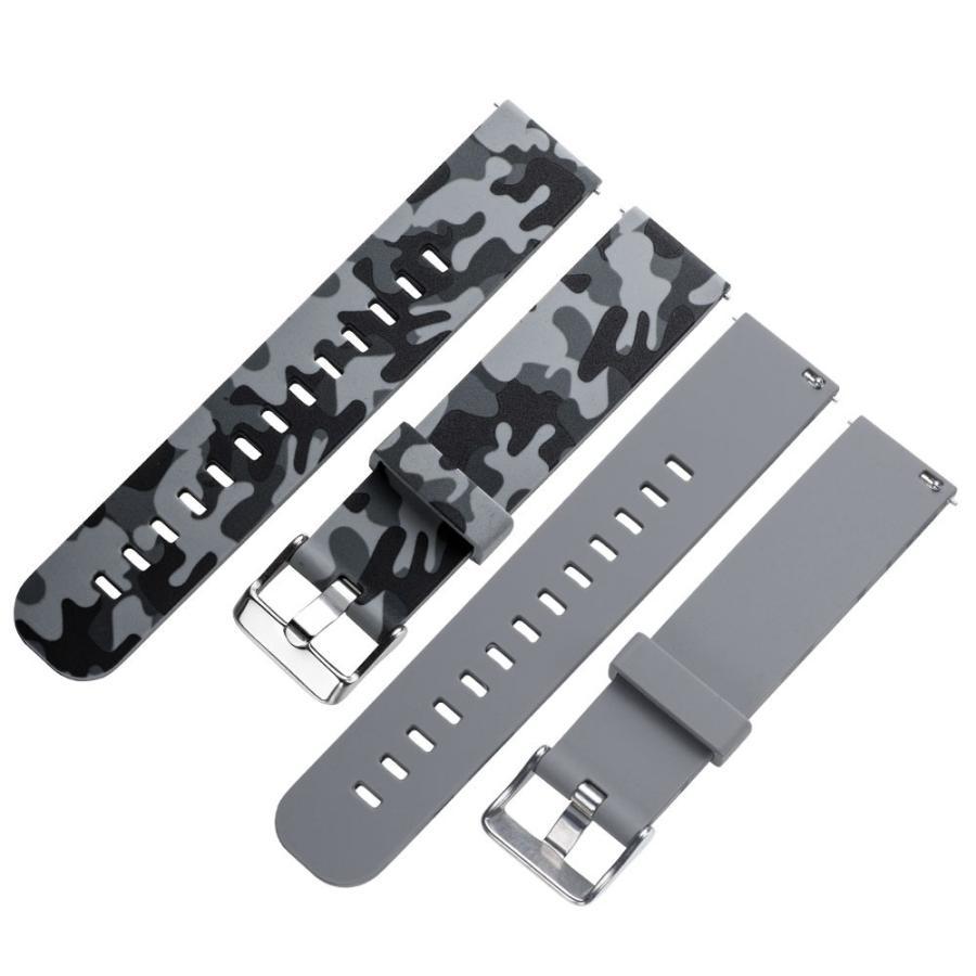 時計 ベルト 腕時計 バンド EMPIRE SILICONE シリコン イージークリック 18mm 20mm 22mm|empire|13