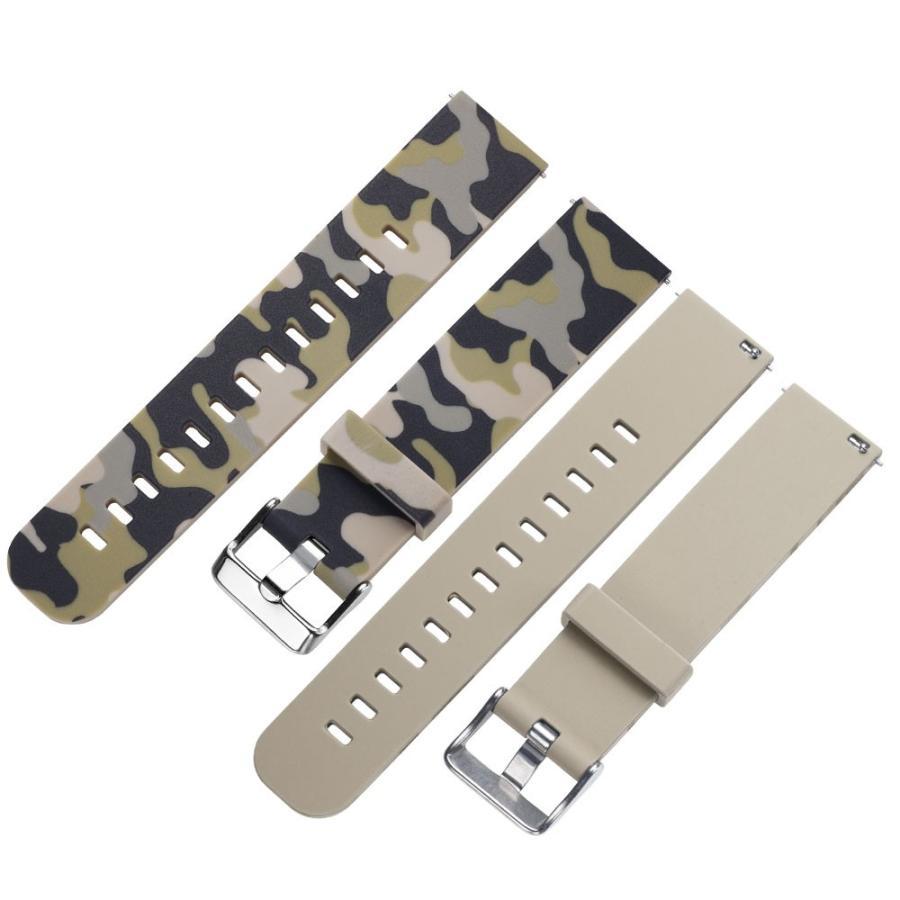 時計 ベルト 腕時計 バンド EMPIRE SILICONE シリコン イージークリック 18mm 20mm 22mm|empire|15