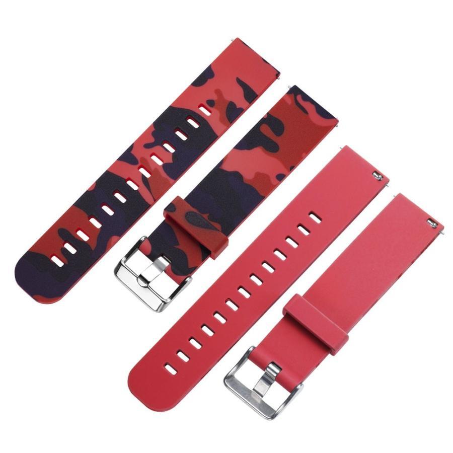 時計 ベルト 腕時計 バンド EMPIRE SILICONE シリコン イージークリック 18mm 20mm 22mm|empire|17