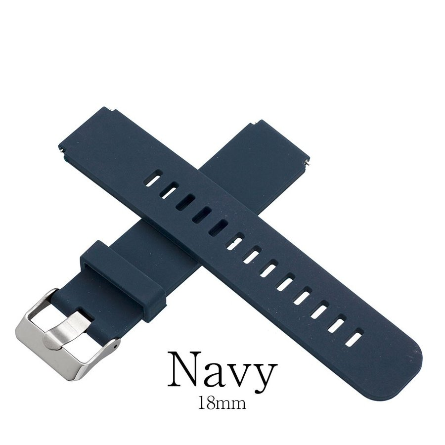 時計 ベルト 腕時計 バンド EMPIRE SILICONE シリコン イージークリック 18mm 20mm 22mm|empire|04