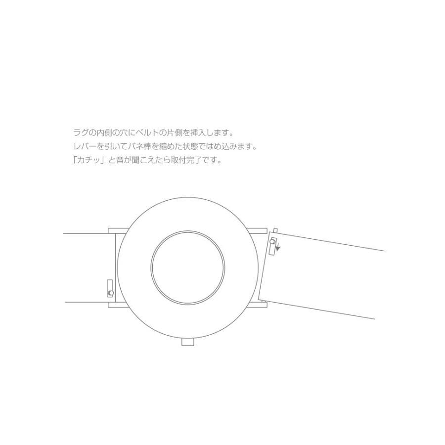 時計 ベルト 腕時計 バンド 18mm 20mm 22mm EMPIRE シリコン イージークリック|empire|04