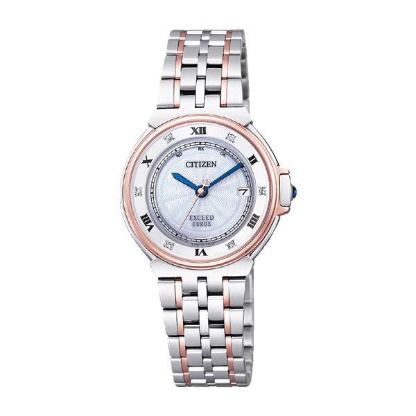 売り切れ必至! シチズン CITIZEN エクシード レディース 腕時計 ES1036-50A 国内正規, マミーショップ 49f6e407