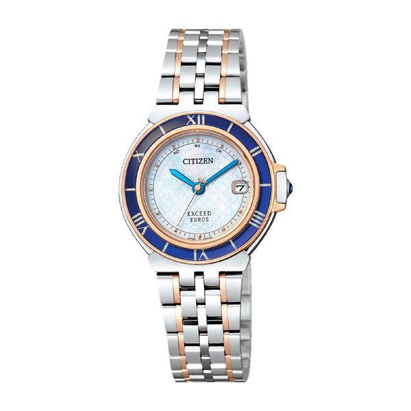 驚きの価格 シチズン CITIZEN エクシード レディース 腕時計 腕時計 ES1035-52A シチズン CITIZEN 国内正規, メディアプラス:b221a9a6 --- airmodconsu.dominiotemporario.com
