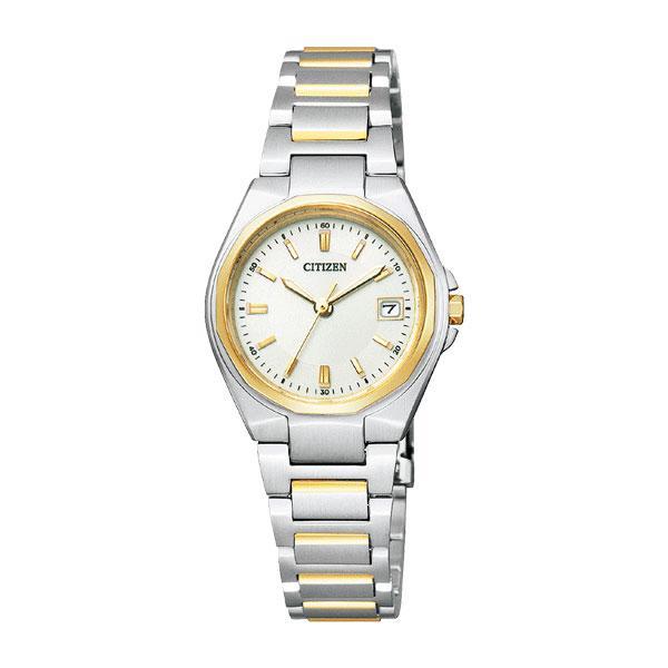 希少 黒入荷! シチズン CITIZEN シチズンコレクション レディース 腕時計 EW1384-66P 国内正規, カーブティックイフ 552df1e9