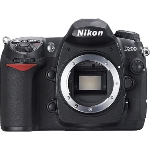 ニコン Nikon デジタル一眼レフカメラ オープニング 大放出セール ボディ セール価格 D200