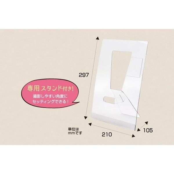 オリジナルワークス 着画作成キット(ピアス) 日本人モデル 外国人モデル【37-5001】【37-5002】(8種各1枚入)【ゆうパケット対応】|enchante-kobo|11