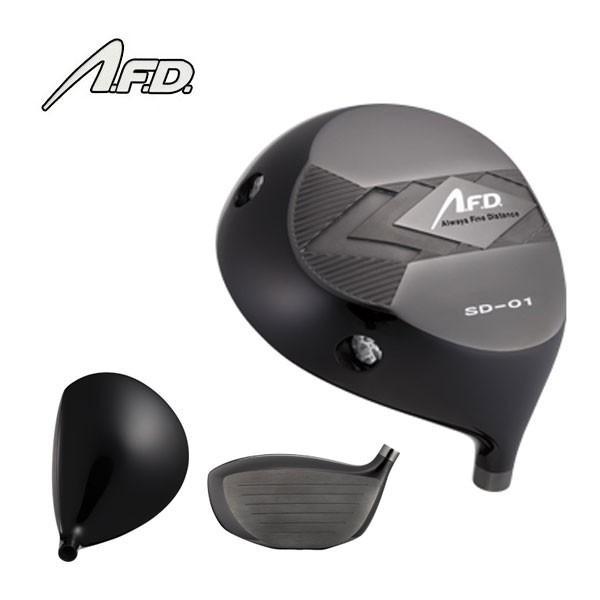 激安単価で 【お取寄せ】A.F.D. SD-01 ドライバーヘッド単品, クラリス 238b54c2