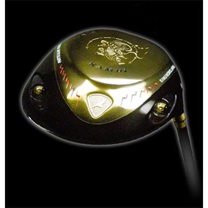 【お1人様1点限り】 【お取寄せ】カムイ 神威雷 ドライバー ゴールド KAMUI Driver Gold 【高反発・低反発・ヘッド単品】, Heartful 5187e5f4