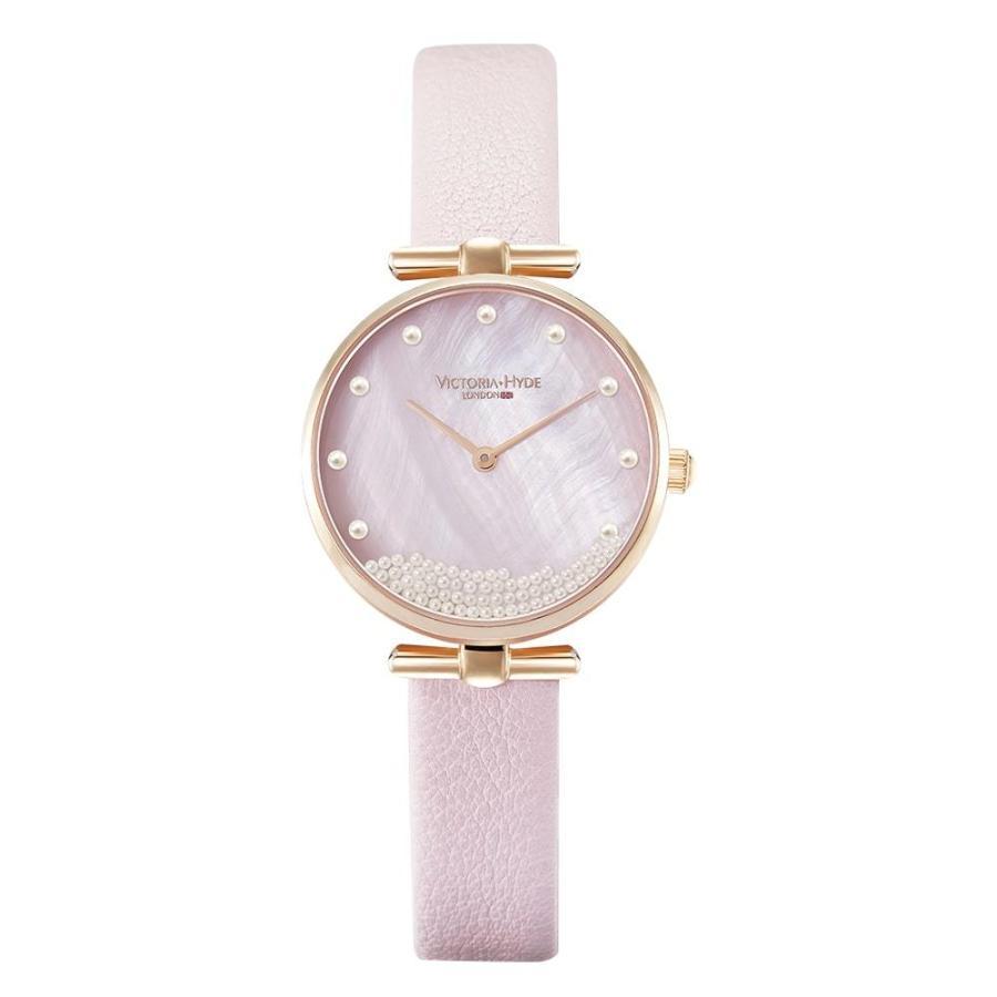 VICTORIA HYDE LONDON ヴィクトリアハイドロンドン 腕時計 レディス クリスタル VH30091 レディース 腕時計 endless