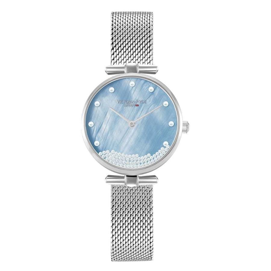VICTORIA HYDE LONDON ヴィクトリアハイドロンドン 腕時計 レディス クリスタル VH30092 レディース 腕時計|endless