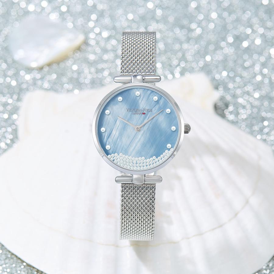 VICTORIA HYDE LONDON ヴィクトリアハイドロンドン 腕時計 レディス クリスタル VH30092 レディース 腕時計|endless|03