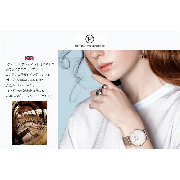 VICTORIA HYDE LONDON ヴィクトリアハイドロンドン 腕時計 レディス クリスタル VH30092 レディース 腕時計|endless|06