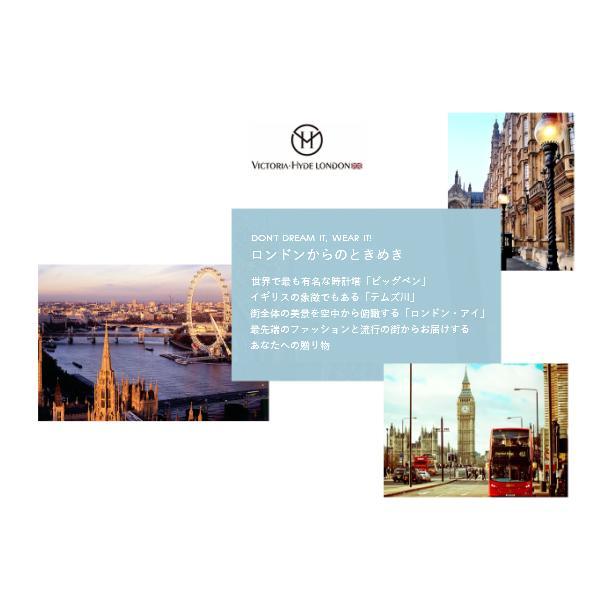 VICTORIA HYDE LONDON ヴィクトリアハイドロンドン 腕時計 レディス クリスタル VH30092 レディース 腕時計|endless|07
