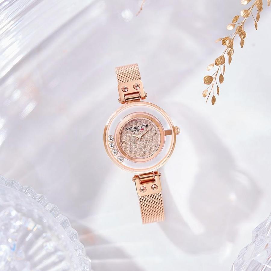 VICTORIA HYDE LONDON ヴィクトリアハイドロンドン 腕時計 レディス クリスタル VH30097 レディース 腕時計 endless 02