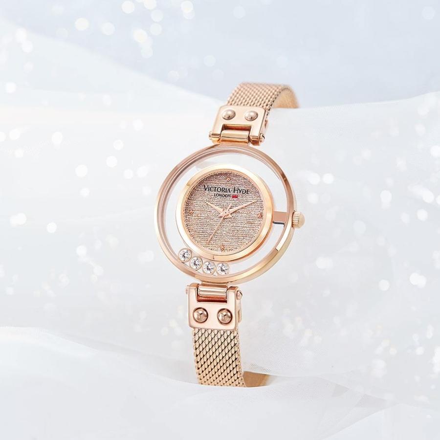 VICTORIA HYDE LONDON ヴィクトリアハイドロンドン 腕時計 レディス クリスタル VH30097 レディース 腕時計 endless 06