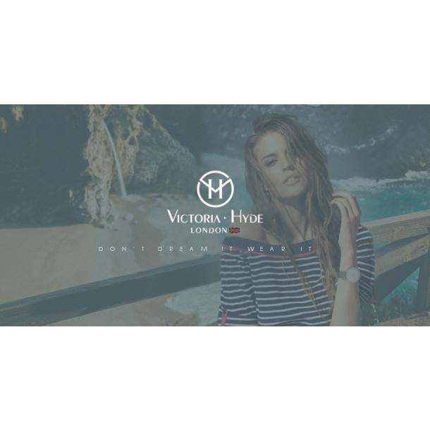 VICTORIA HYDE LONDON ヴィクトリアハイドロンドン 腕時計 レディス クリスタル VH30097 レディース 腕時計 endless 10