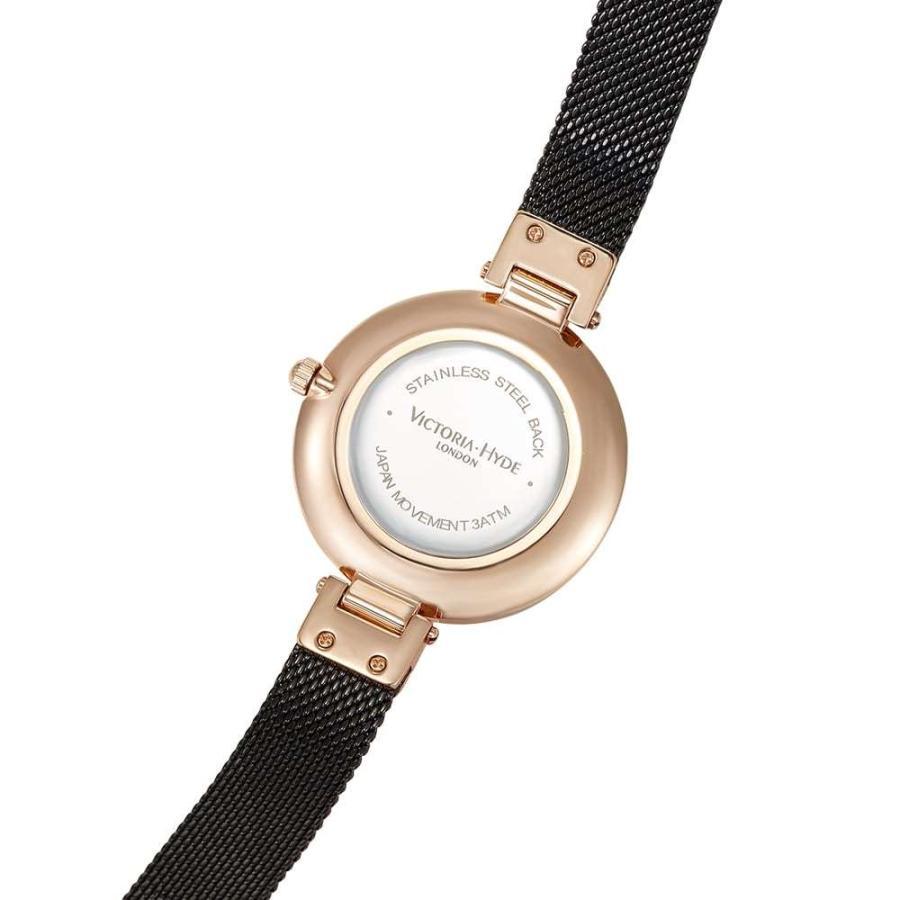VICTORIA HYDE LONDON ヴィクトリアハイドロンドン 腕時計 レディス クリスタル VH30104 レディース 腕時計|endless|03