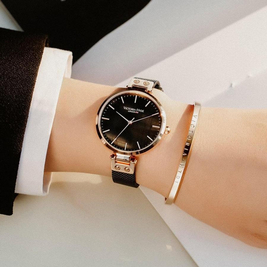 VICTORIA HYDE LONDON ヴィクトリアハイドロンドン 腕時計 レディス クリスタル VH30104 レディース 腕時計|endless|04