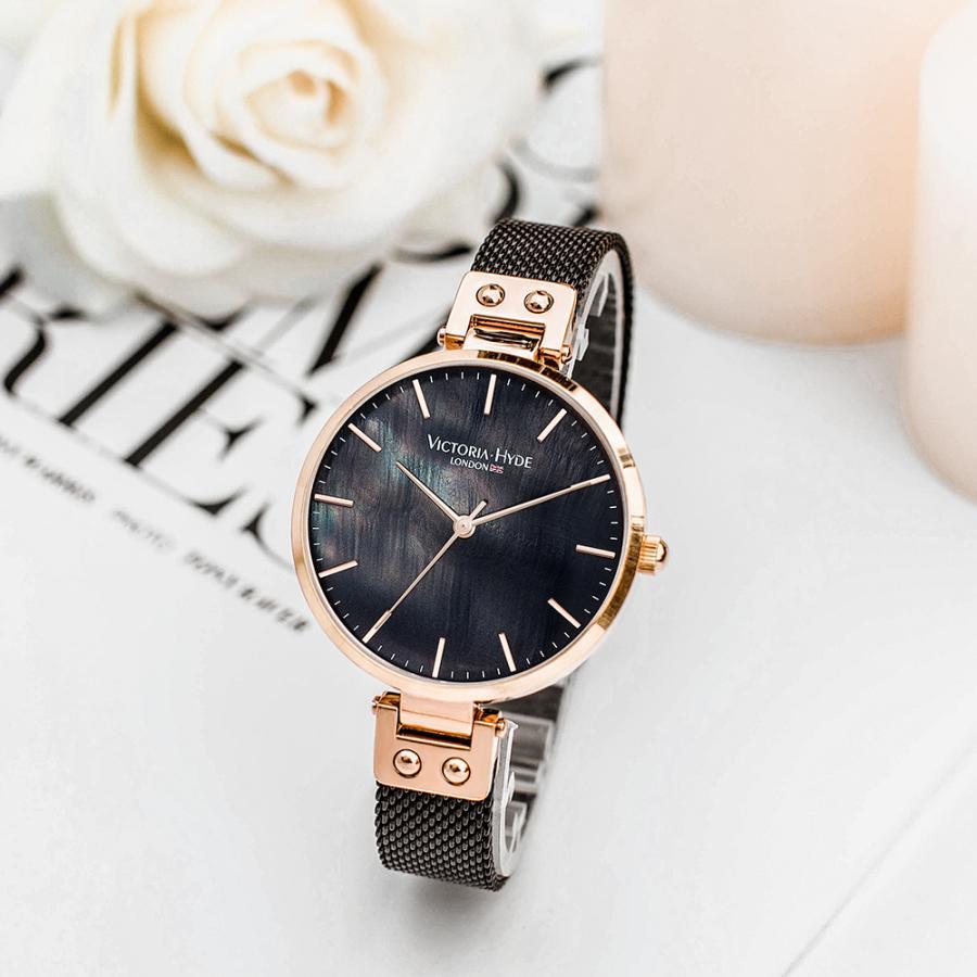VICTORIA HYDE LONDON ヴィクトリアハイドロンドン 腕時計 レディス クリスタル VH30104 レディース 腕時計|endless|05
