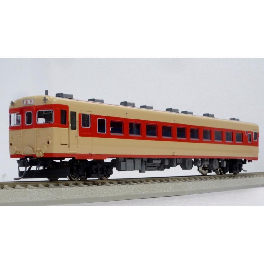 エンドウ JR北海道 キハ27(125〜129)長大編成対応車-III JR時代(M) 真鍮製 スケール:1/80 レール幅16.5mmゲージ(HOゲージ)