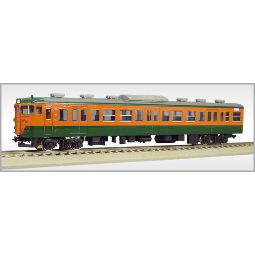 エンドウ 国鉄113系0番代後期型 クハ111-505〜568(偶数向車)真鍮製 スケール:1/80 レール幅16.5mmゲージ(HOゲージ)