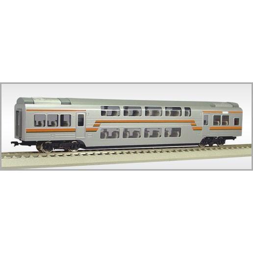 エンドウ 国鉄113系0番代後期型 サロ124 -15〜24 真鍮製 スケール:1/80 レール幅16.5mmゲージ(HOゲージ)