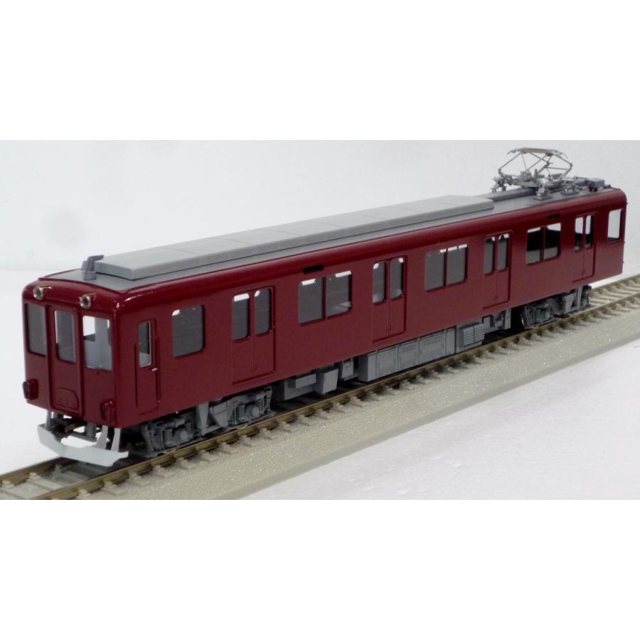 エンドウ 近鉄2410系 2輌セット 非冷房 マルーン一色塗装 真鍮製 ...