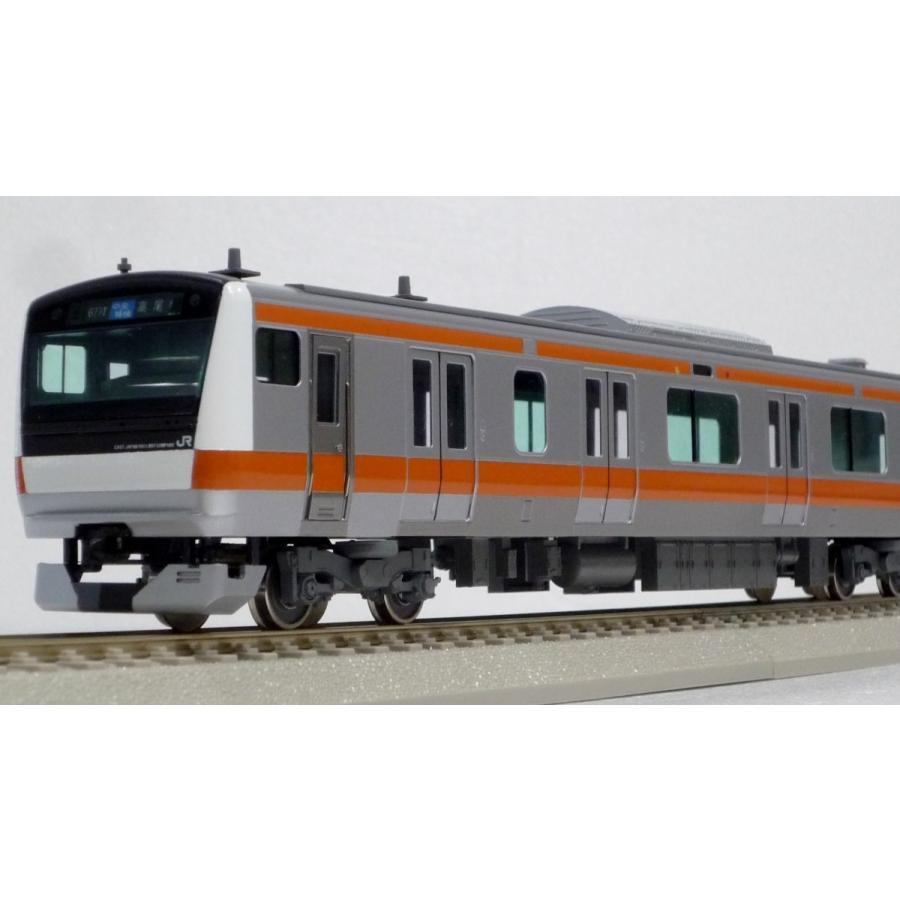 エンドウ JR東日本 中央快速線 E233系 基本6輌Aセット 真鍮製 スケール:1/80 レール幅16.5mmゲージ(HOゲージ)