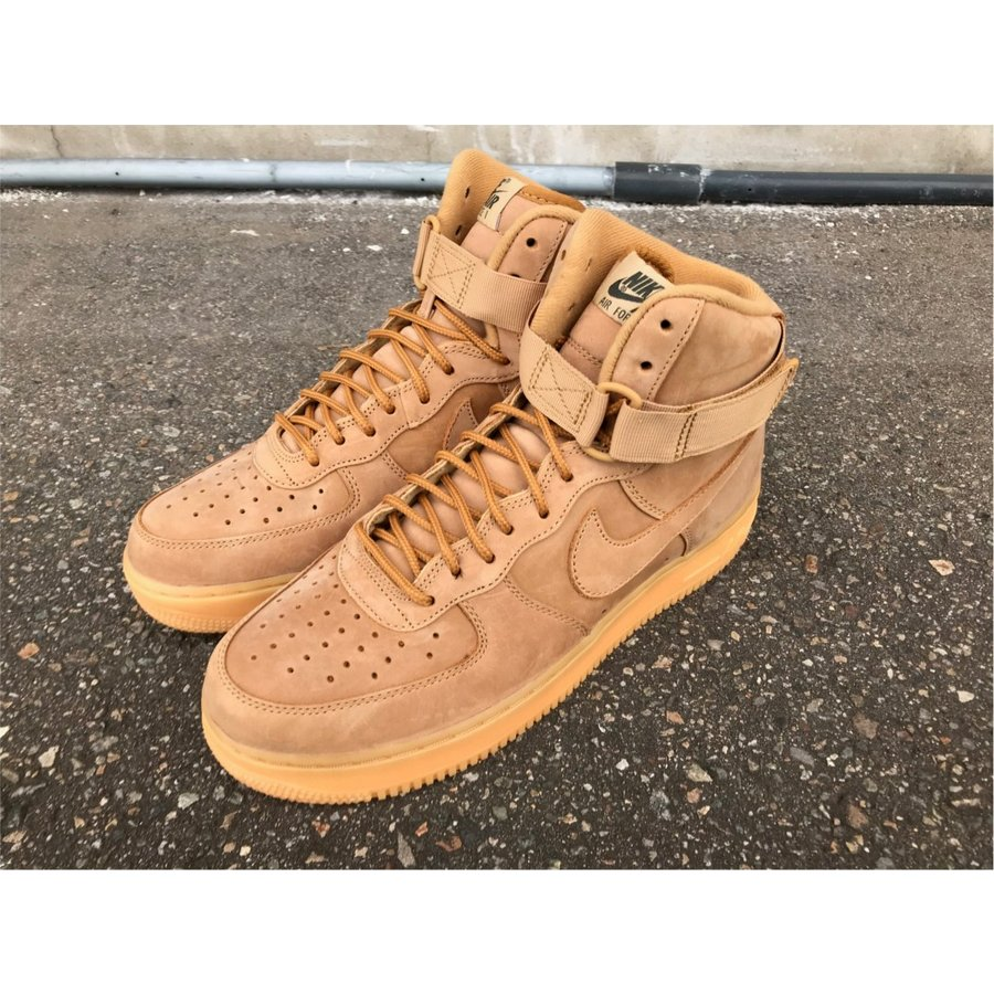 reputable site de73a 1c7a1 ウィート NIKE AIR FORCE 1 HIGH  07 LV8 WB ナイキ エアフォース1 ...