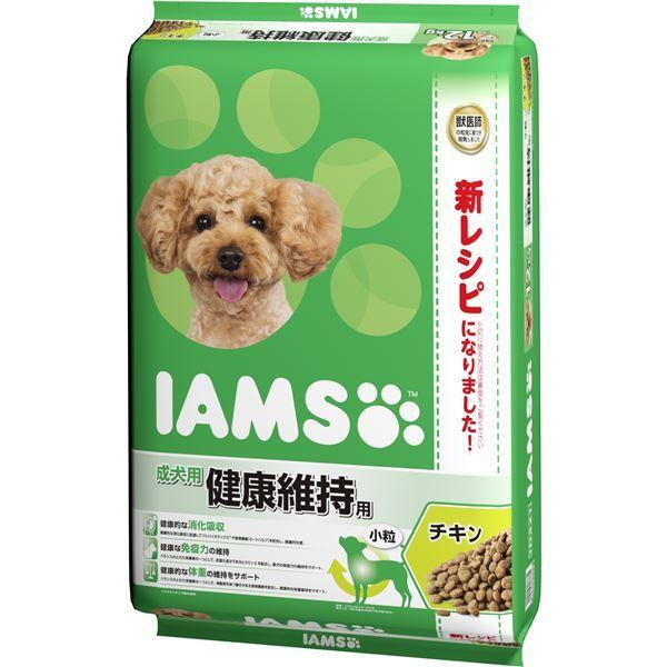 IAMS(アイムス) 成犬用 健康維持用 チキン 小粒 12kg (ペット用品・犬用フード)【商工会会員店です】 eng