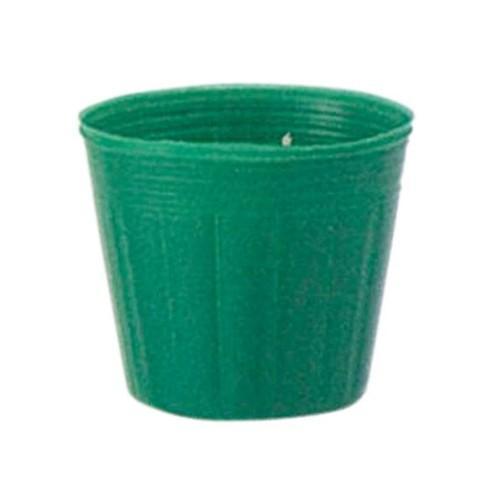 ポリポット カラーポット 口径10.5cm×高さ9cm 緑 3000枚