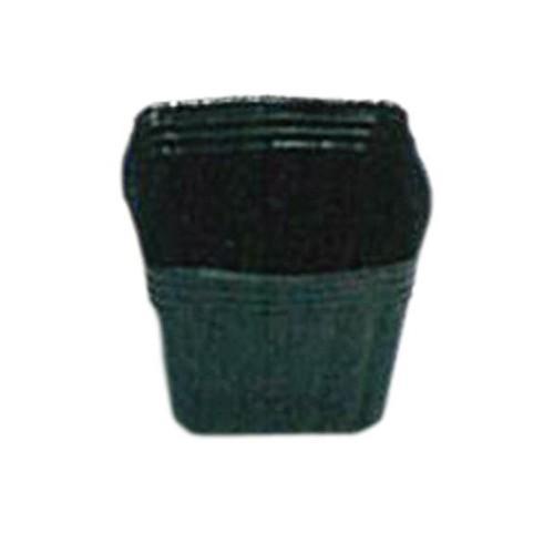 ポリポット黒角 口径10.5cm×高さ8.2cm 2000枚