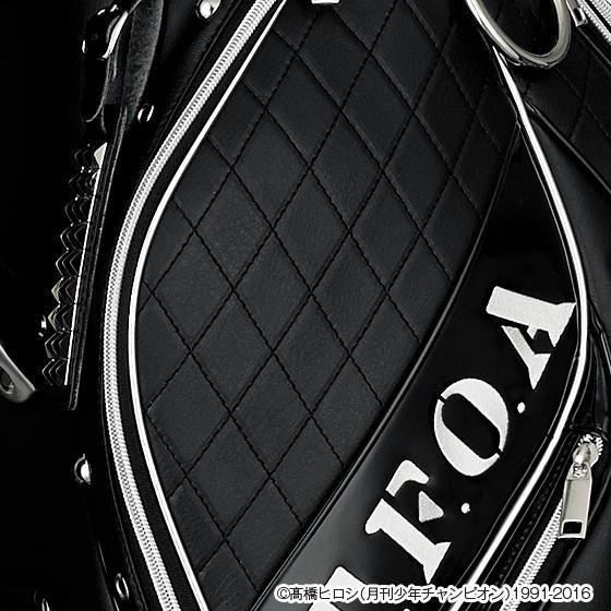 【送料無料】「クローズ×WORST」T.F.O.Aキャディバッグセット ゴルフ キャラクター グッズ|enjoycb|02