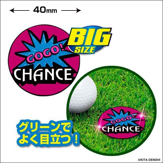 【クリックポスト送料無料】ジャグラーゴルフマーカー(BIGサイズ) キャラクター  GOGO! グッズ|enjoycb|02