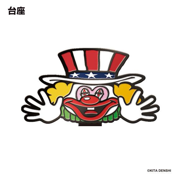 【クリックポスト送料無料】ジャグラーゴルフマーカー(BIGサイズ) キャラクター  GOGO! グッズ|enjoycb|04